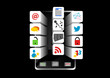 Social Media Gadget 2