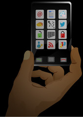 Social Media Gadget 3