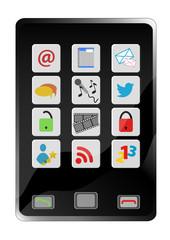 Social Media Gadget 1