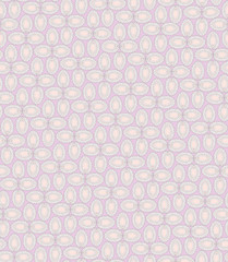 seamless pattern with lacy flowers on white background,Print