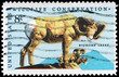 USA - CIRCA 1972 Bighorn Sheep