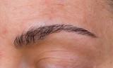 woman eyebrow poster