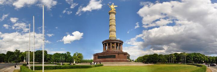 Panoramafoto Berlin - Siegessäule