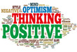 Optimism - Positive thinking