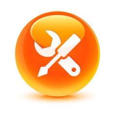 Setting Orange Button