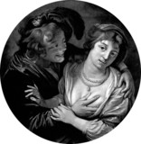 Fototapety Lovers - 17th century