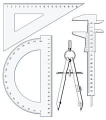 Geometrie Präzision