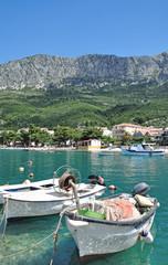 Urlaubsort Drvenik an der Makarska Riviera