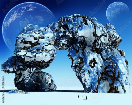 Fantasy landscape - 43364574