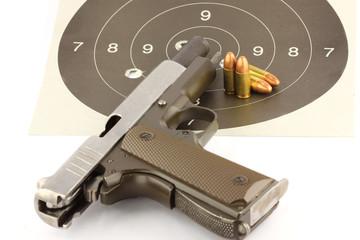 9-mm handgun