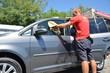 Asciugatura automobile