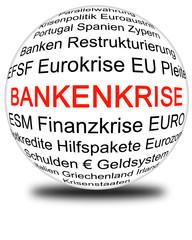 3d globale Bankenkrise