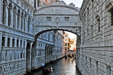 Venezia, Il ponte dei Sospiri