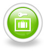 "Light Green Icon ""Locker / Storage"""