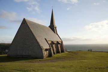 Chapelle étretat
