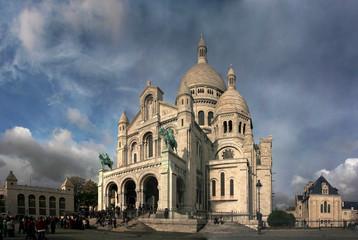 Sacre-Coeur Basilica, Paris