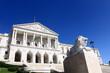 The Portuguese Parliament in Lisbon, Portugal