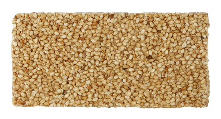 Sesame snap bar sweet snack food