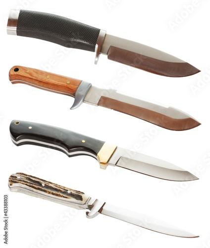 Verschiedene Messer