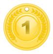 Medaille 1. Platz