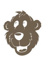 Bärenkopf Shirt