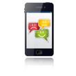 Mit dem Smartphone bewerten