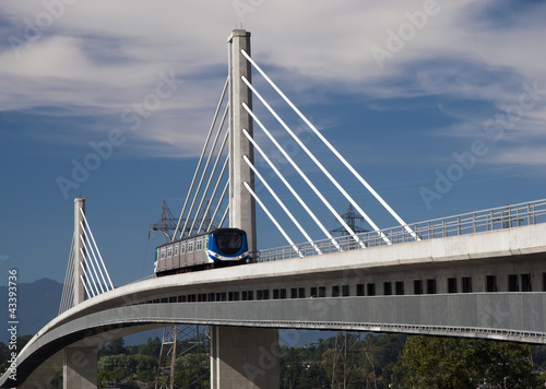 Sky Train Bridge