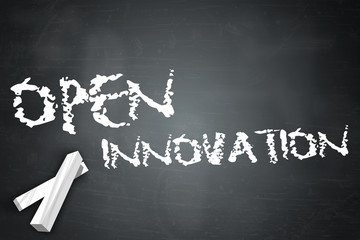 "Blackboard ""Open Innovation"""