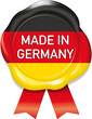 quality seal Made in Germany