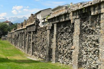 Mura romane - Aosta