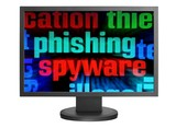 Phishing and spyware poster