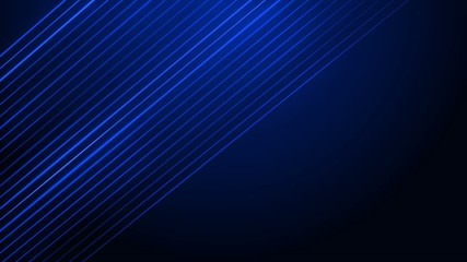 Blue diagonal lines gently pulsate.