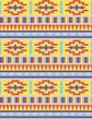 Seamless aztec style pattern #1
