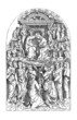 Crowning Virgin Mary - 15th century