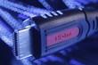 HDMI plug & cable