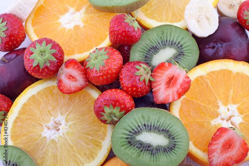 Früchteteller