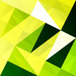 Green patch background. Vector, EPS10