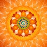 Magnetic Mandala
