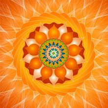 Magnetische Mandala