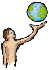uomo e mondo