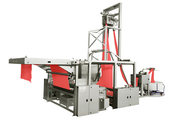 OPEN , CUTTING, SQUEEZING AND SLITTING MACHINE