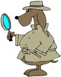 Private Investigator Dog
