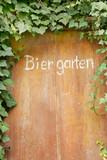 Biergarten, beer garden