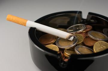 Kosten des Rauchens