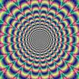 Fototapety Psychedelic Pulse