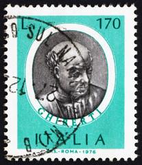 Postage stamp Italy 1976 Lorenzo Ghiberti, Famous Painter