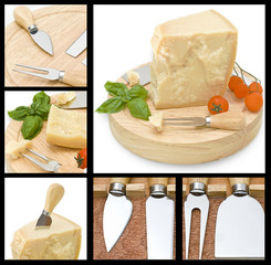 Tagliere con formaggio