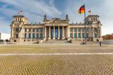 Fototapety Reichstag in Berlin