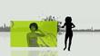 Video of women dancing