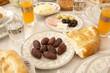 Ramadan dining table